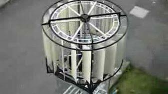 Nuovi impianti eolici FloDesign Wind Turbine - YouTube