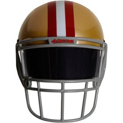 NFL Gear Helmet Style Fan Mask: San Francisco 49ers