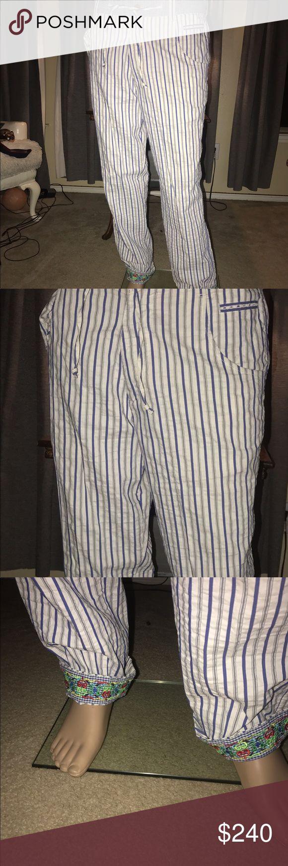 Men's beach wear Men's designer Robert Graham beach wear . Never been worn . Robert Graham Pants