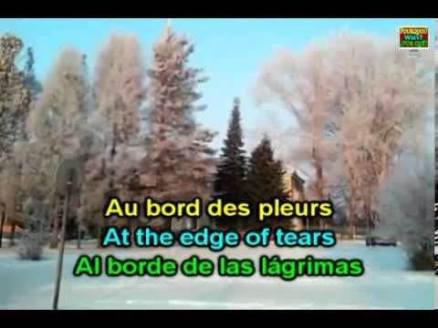 Learn French  John William La chanson de Lara