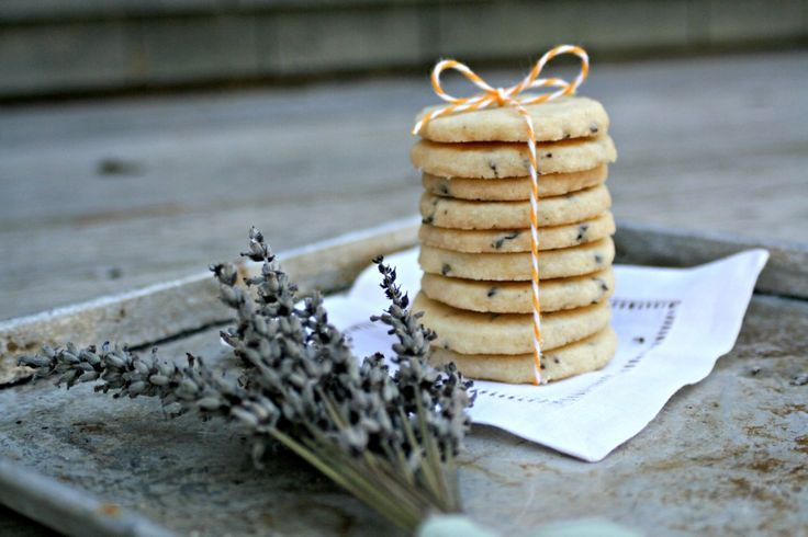 Lavender Shortbread | Recipe | Lavender Shortbread, Shortbread Cookies ...