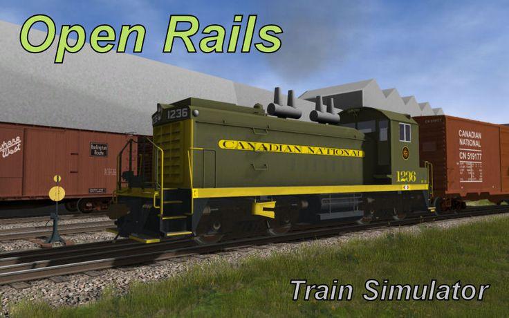 A free train simulator for PC!