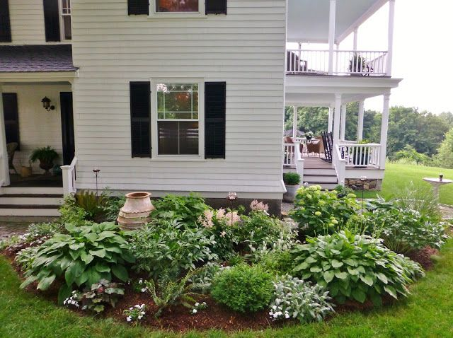 for the love of a house: the front bed