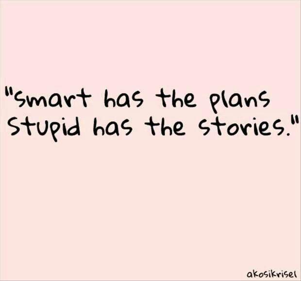 Haha I got a plan
