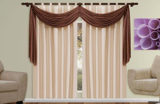 Las 25 mejores ideas sobre cortina de var o en pinterest for Ver modelos de cortinas