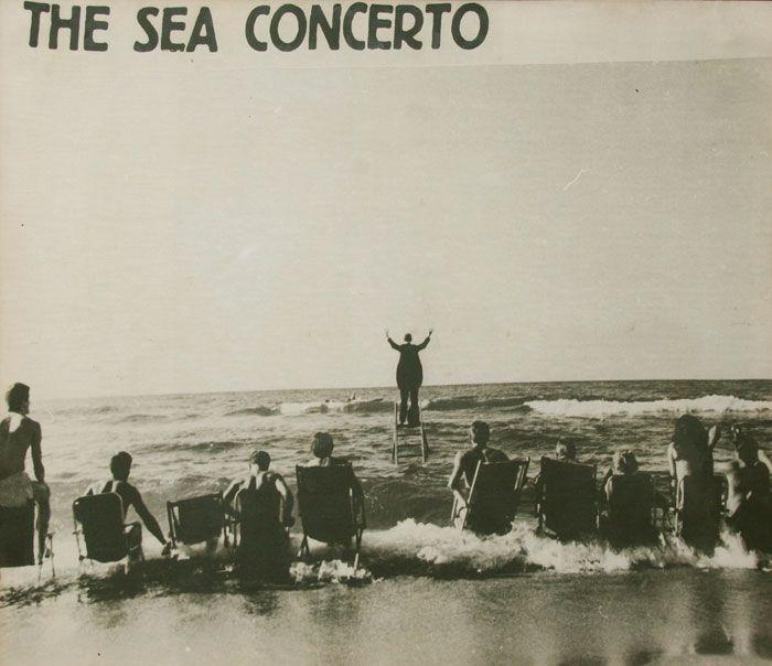 Tadeusz Kantor, The Sea Concerto - Cricoteka Krakow, 1967