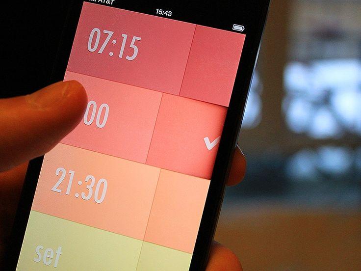 Alarm Clock by Rick Waalders