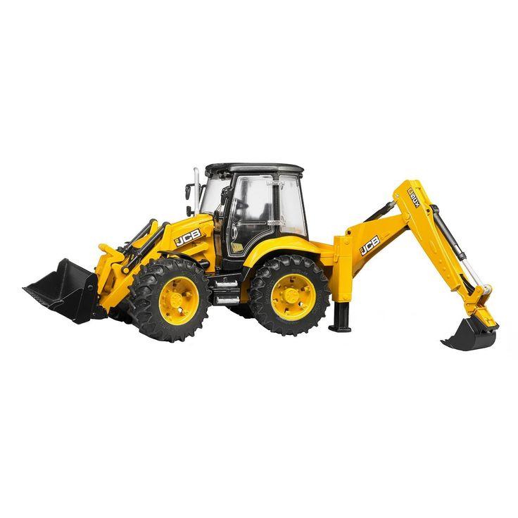 Excavator JCB 5CX Eco Bruder 02454
