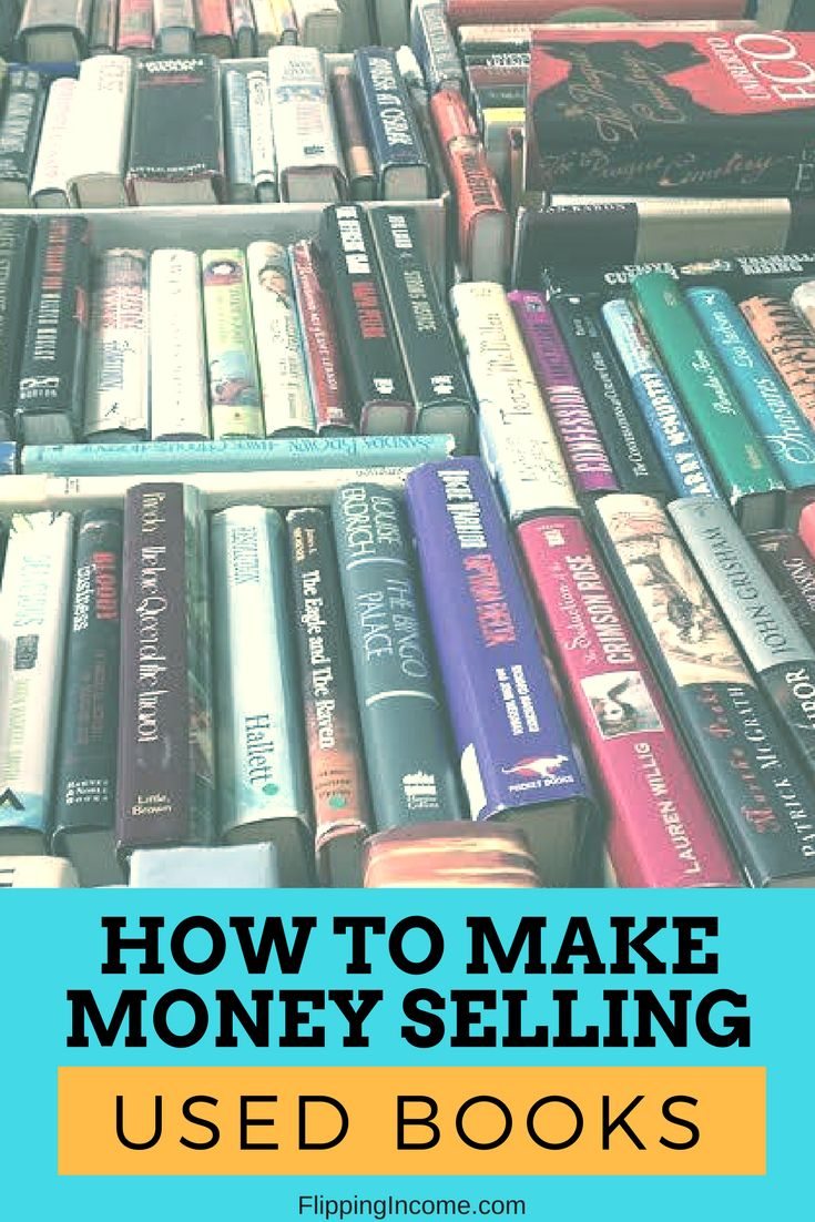 Finding books to flip isn't as hard as one might think.  Sure we are all hoping we land on a rare 18th century 1st edition book signed by the author but besides landing on a once-in-a-lifetime find, there are other ways of making money with used books.  Best of all, flipping these days are much easier due to new tools available to the general public.  Let's take a look at how to make money selling used books.