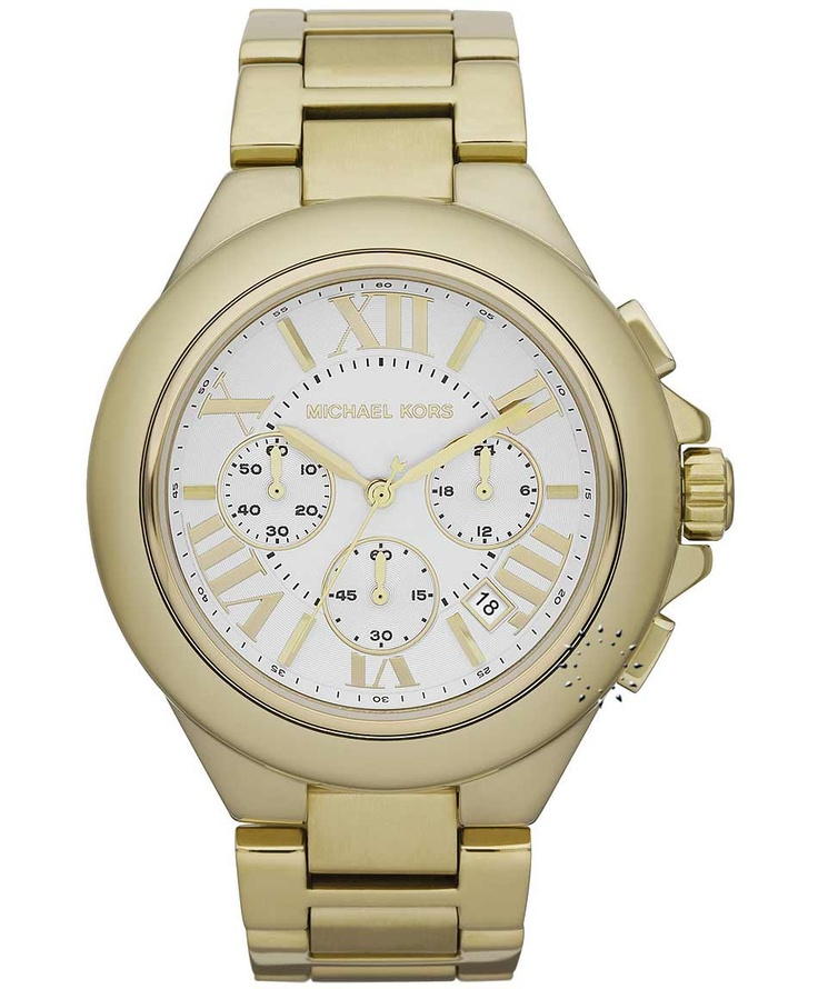 MICHAEL KORS Chronograph Gold Stainless Steel Bracelet Μοντέλο: MK5635 Τιμή: 281€ http://www.oroloi.gr/product_info.php?products_id=32645