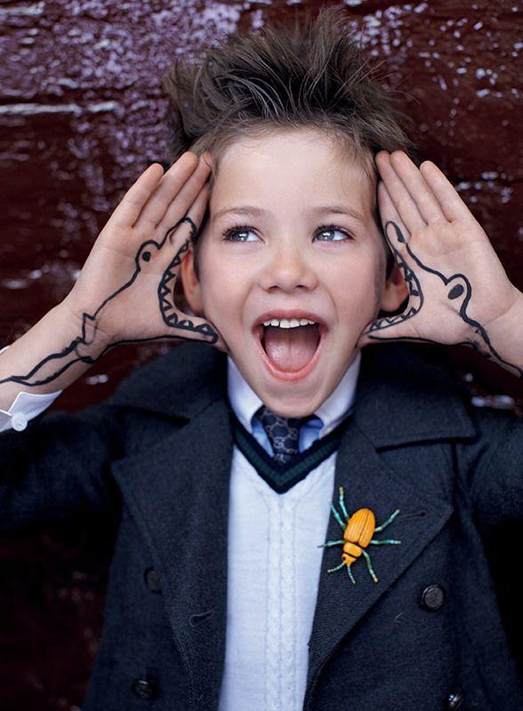 Calling all Moms! photo: Igor Borisov for Vogue Bambini Sept/2011@measuringupapp.com