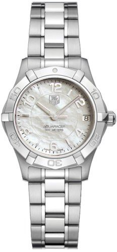 TAG Heuer Women's WAF1311.BA0817 Aquaracer Quartz Watch - Listing price: $1,700.00 Now: $1,196.00
