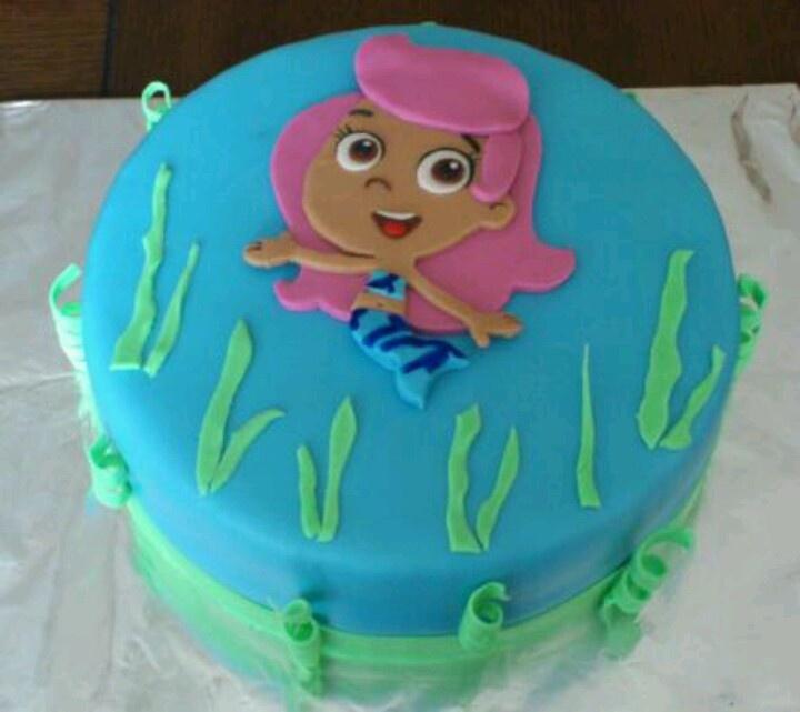 Happy First Birthday Izzy Cake