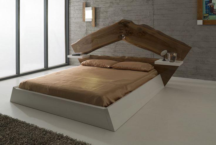 Oltre 25 fantastiche idee su testata del letto in legno su - Come si puo durare di piu a letto ...