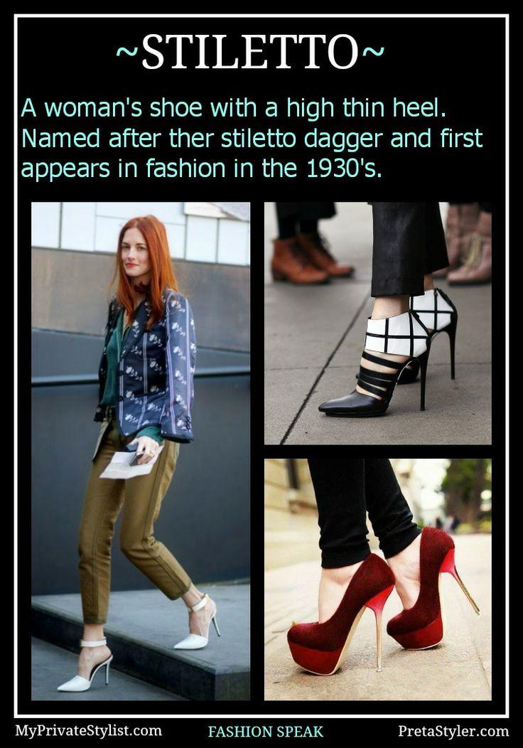 SHOES: Stiletto