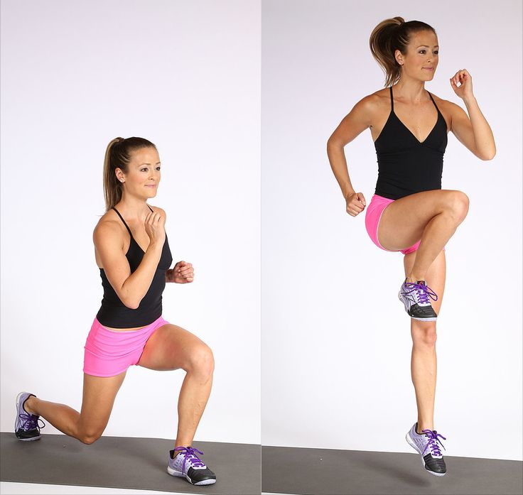20-Minute Cardio Workout   No Running Required