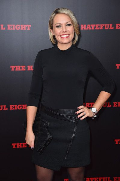 "Dylan Dreyer Photos - Meteorologist Dylan Dreyer attends the New York premiere of ""The Hateful Eight"" on December 14, 2015 in New York City. - The New York Premiere of 'The Hateful Eight'"