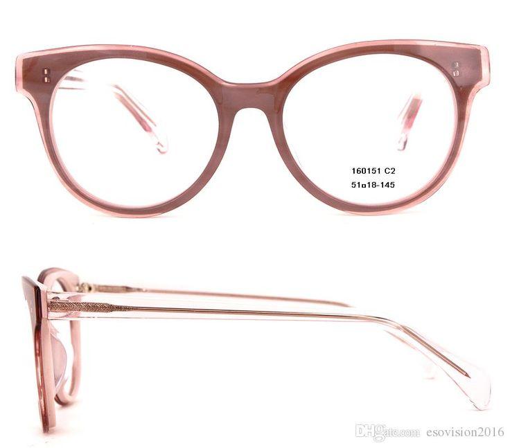 2017 Fashion Optical fashion Glasses Frames for Women Men ...