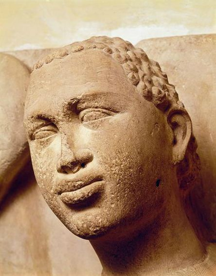 """The time when """"EVERYONE"""" in Europe was White does not exist. They knew what people with brown skin looked like because they were there. They knew what """"Africans"""" looked like because they were there, and they weren't """"they"""", they were us, or you. 