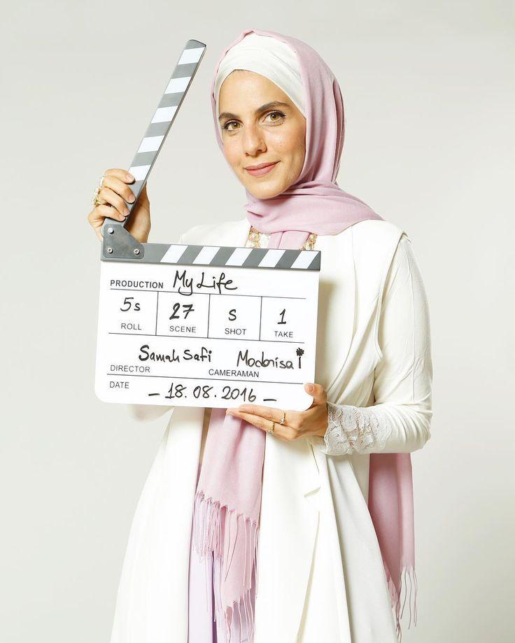 Samah Safi, award-winning film-maker