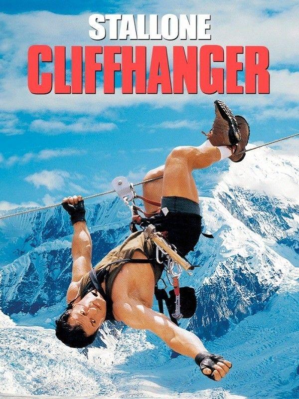 Cliffhanger : Traque au sommet (Cliffhanger) est un film américain de Renny Harlin sorti en 1993. Gabe Walker, guide de haute montagne et secouriste dans les montagnes Rocheuses, part à la recherche de son ancien ami Hal Tucker, blessé et coincé avec sa petite amie au sommet d'un pic. Lors de l'intervention, un incident inattendu provoque la chute mortelle de la jeune femme. Traumatisé, et se sentant responsable, Gabe quitte la région et décide d'abandonner le métier de guide.