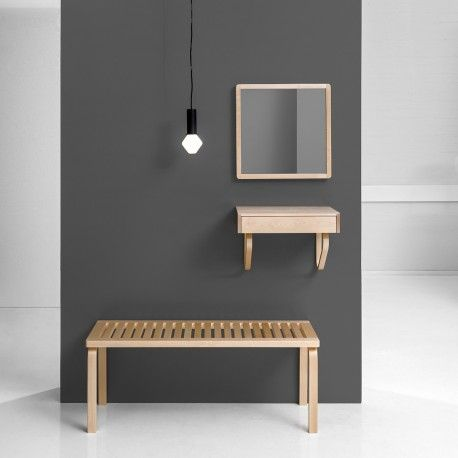 Mirror, mirror on the wall. 192A, B Mirror - Artek - Alvar Aalto - Gifts - Furniture by Designcollectors