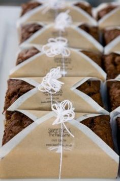 Best 20 Brownie Packaging Ideas On Pinterest Dessert
