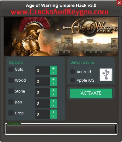 Age of Warring Empire Hack Download