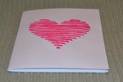 Anyák napja - Szíves képeslap