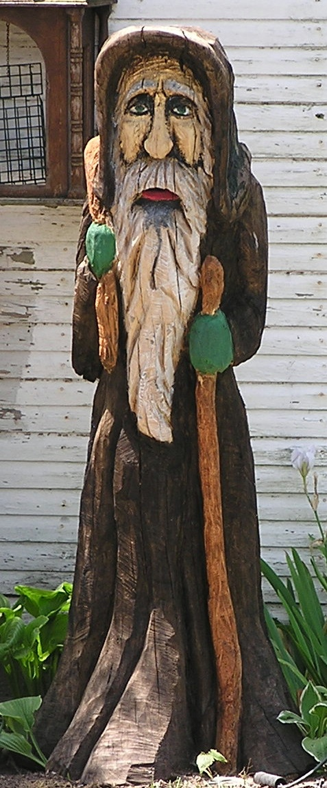 Best images about wood carvings and chain saws on pinterest