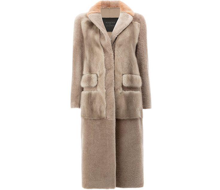 Зимнее пальто или шуба? 10 гибридных моделей для тех, кто не может определиться