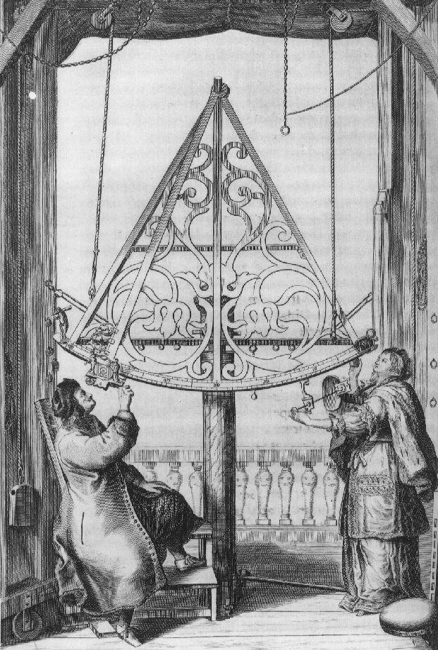 The scientific revolution of the 17th