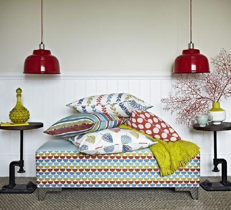 Prestigious Textiles -  Annika Fabric Collection -