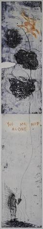 Galleri Graff - You are not alone av Bjørg Thorhallsdottir