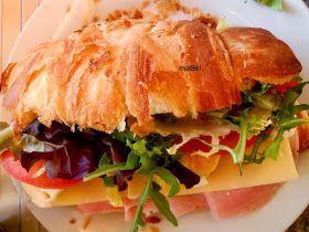 Este es un pan hojaldrado, conocido en Argentina como torpedo. Con esta misma masa se hacen las medialunas de grasa ( VER AQUI EL ARMADO ...