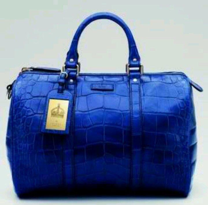 Blue Gucci