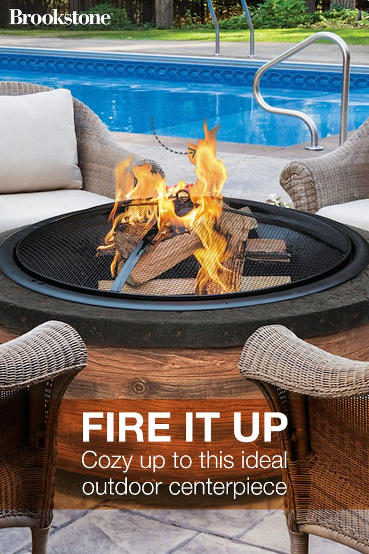 Looking To Liven Your Backyard Experience? Brookstone Has Everything You  Need To Make The Great
