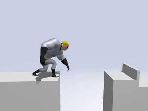Animation Demo Reel [ Pascal Moscato ] 2009