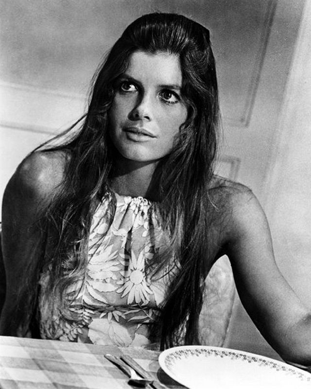 """Katharine Ross, """"that's My Grandmother's Name"""""""