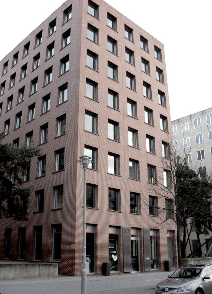 Building complex at Potsdamer Platz, Giorgio Grassi, Berlin, 1993