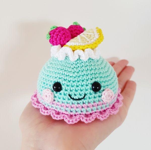 1000+ ideas about Crochet Food on Pinterest Crocheting ...