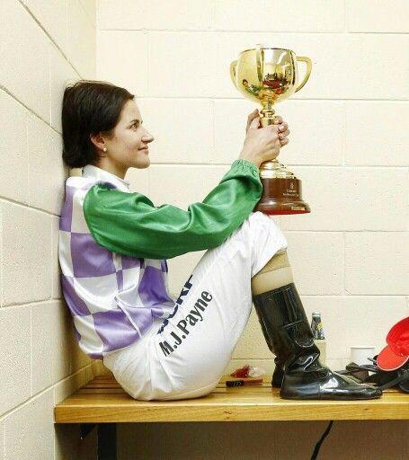 Jockey Michelle Payne, Melbourne Cup winner