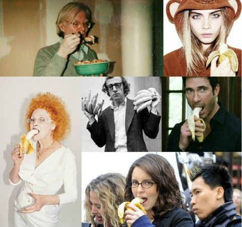 8 Girls Discover How to Eat Bananas! (and Find Out Why One Didn't!) - nzgirl