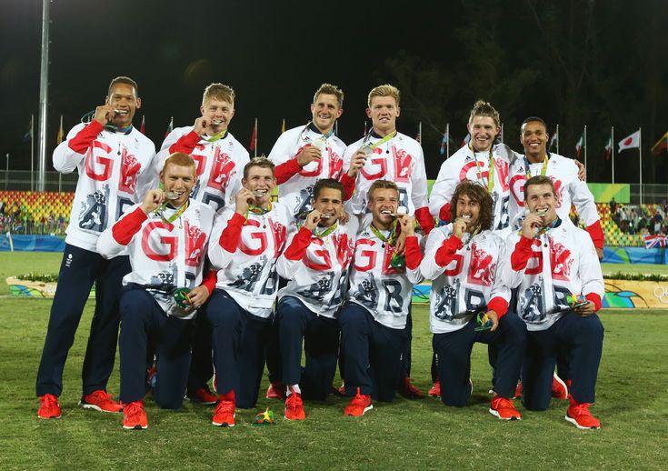 Team GB Rugby Sevens claim silver at Rio 2016