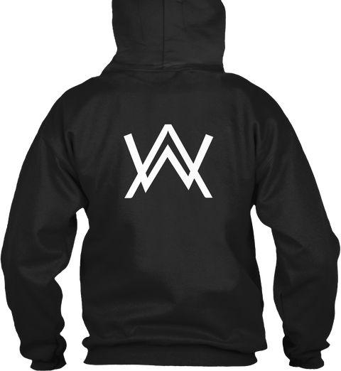 New Black T Shirt Ltd. Edition 2017 Black Sweatshirt Back