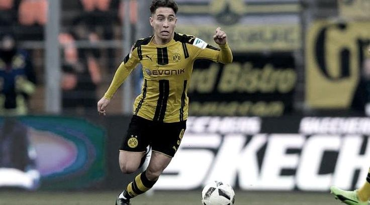 Hannover 96 looking to loan Borussia Dortmund winger Emre Mor