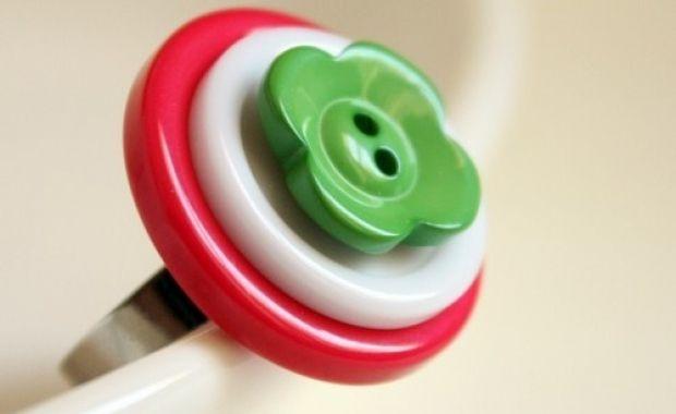 10 ideas para reutilizar botones y crear objetos de diseño y decoración