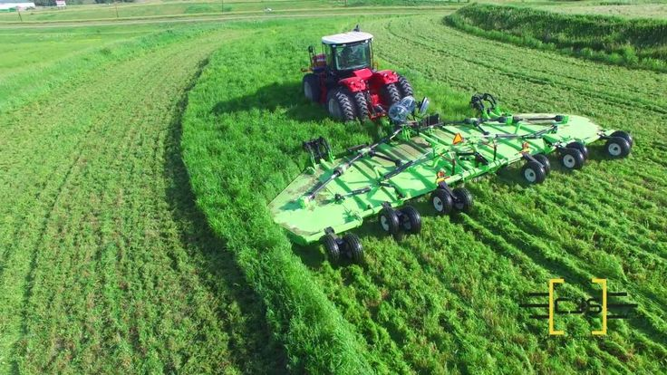 Schulte Canada, Canadian, Farming Equipment, Tractor, Mower