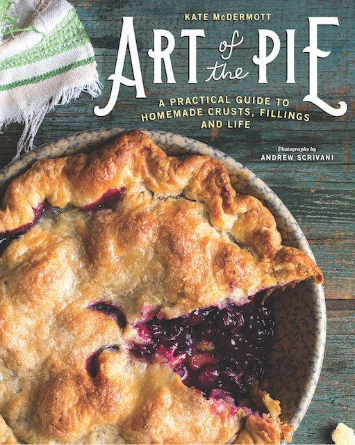 Art of the Pie (the Book) is available for pre-order now! Publish Date: October 4, 2016.