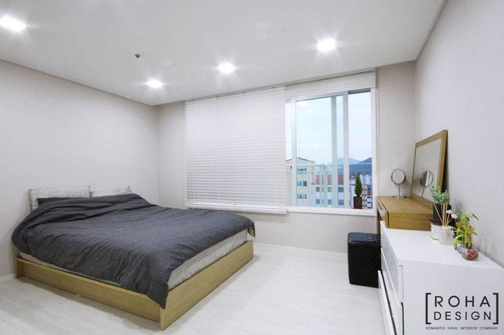32평 캐주얼 그레이 신혼집 인테리어 by 로하디자인
